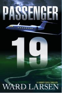 Passenger 19 (Jammer Davis, #3)